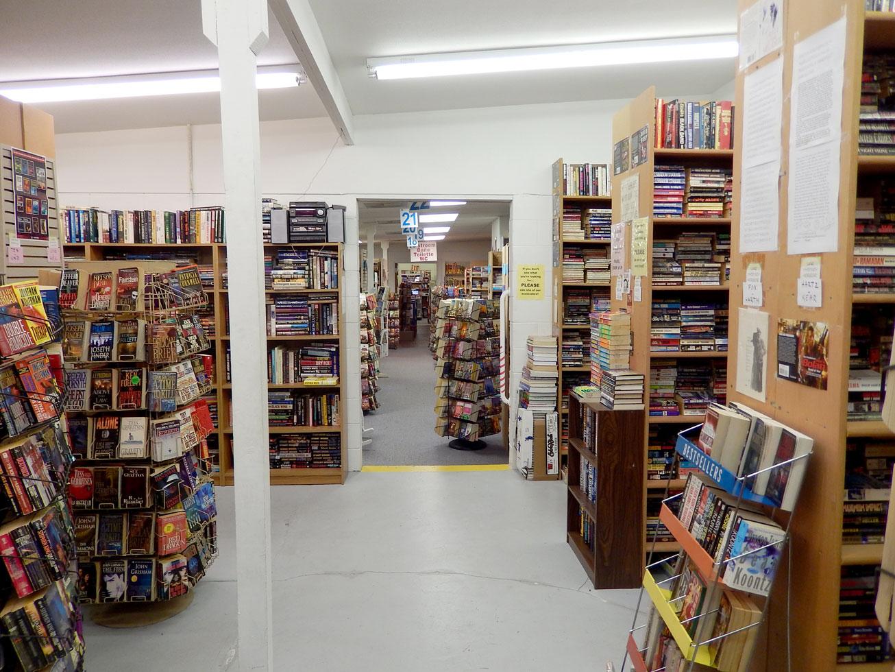 Um passeio por livrarias: Flórida, EUA (Parte 2)