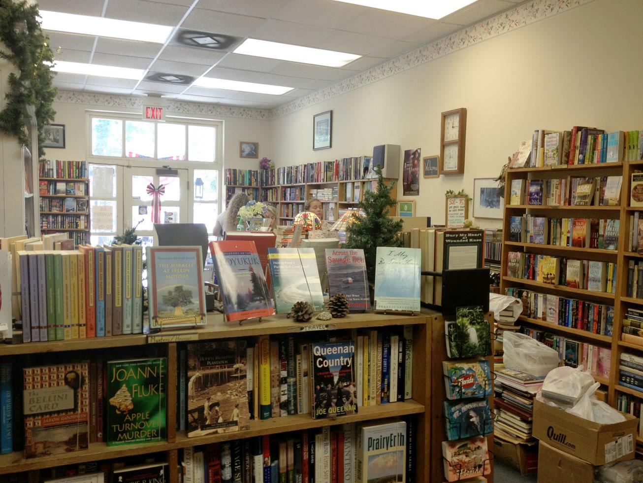 Um passeio por livrarias: Flórida, EUA (Parte 3)