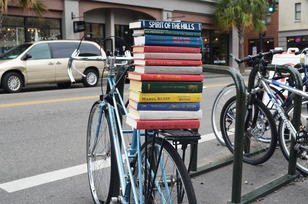Um Passeio por Livrarias: Carolina do Sul, EUA