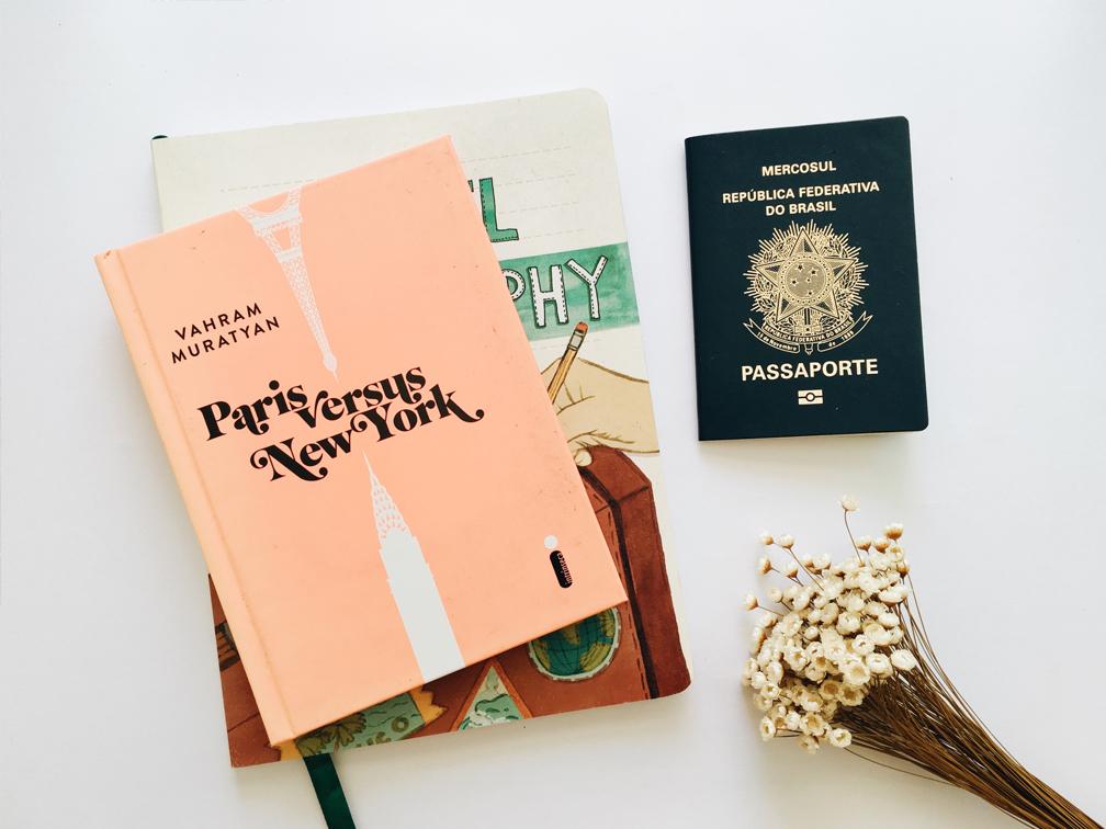 Dicas de livros para quem gosta de viajar!