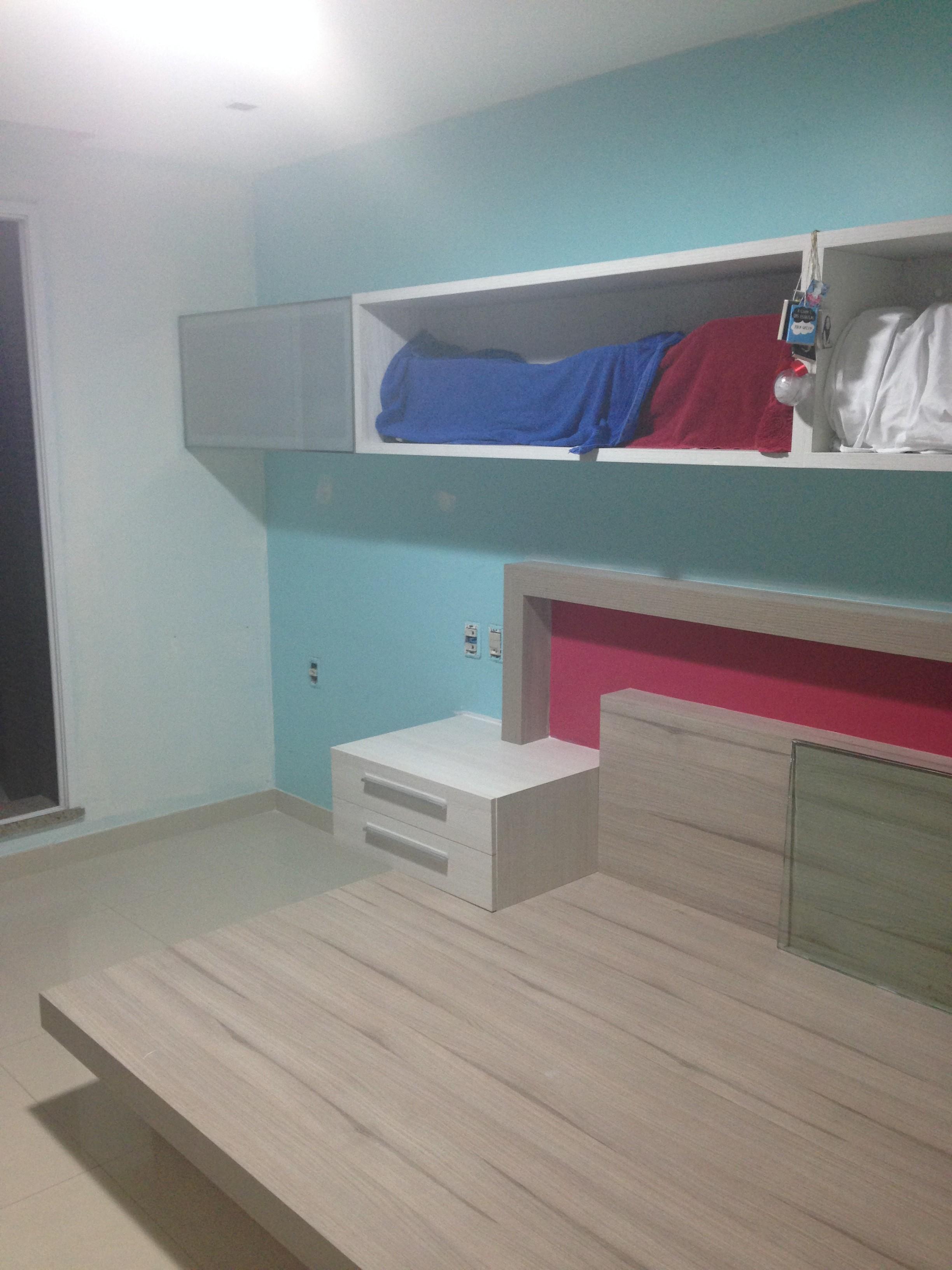 Minha estante nova + Room tour!