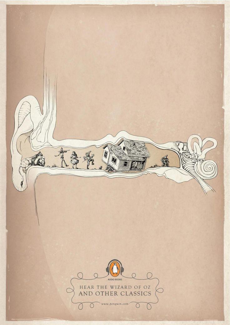 Por que a Penguin Books é genial nas campanhas publicitárias
