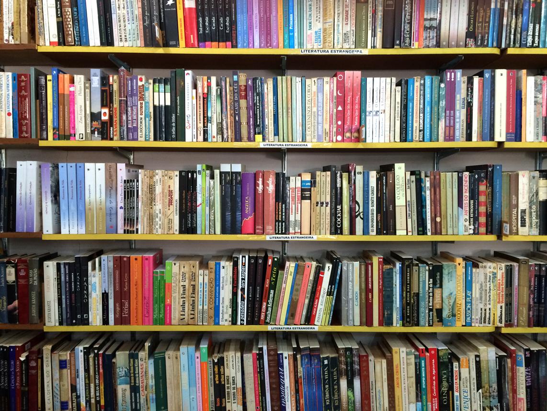 Um Passeio por livrarias - Curitiba (Parte 2)