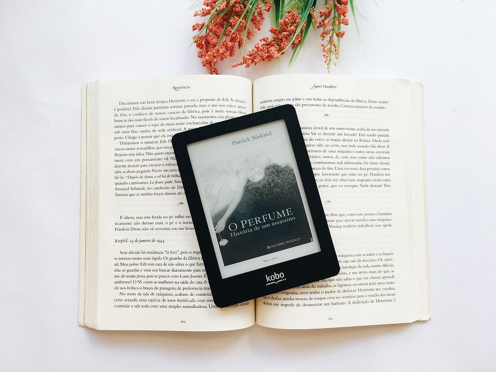 Por que eu amo e-readers (leitores digitais)?