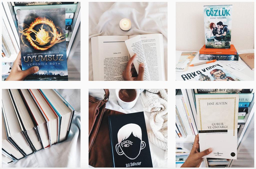 10 perfis lindos de leitores para você seguir no Instagram