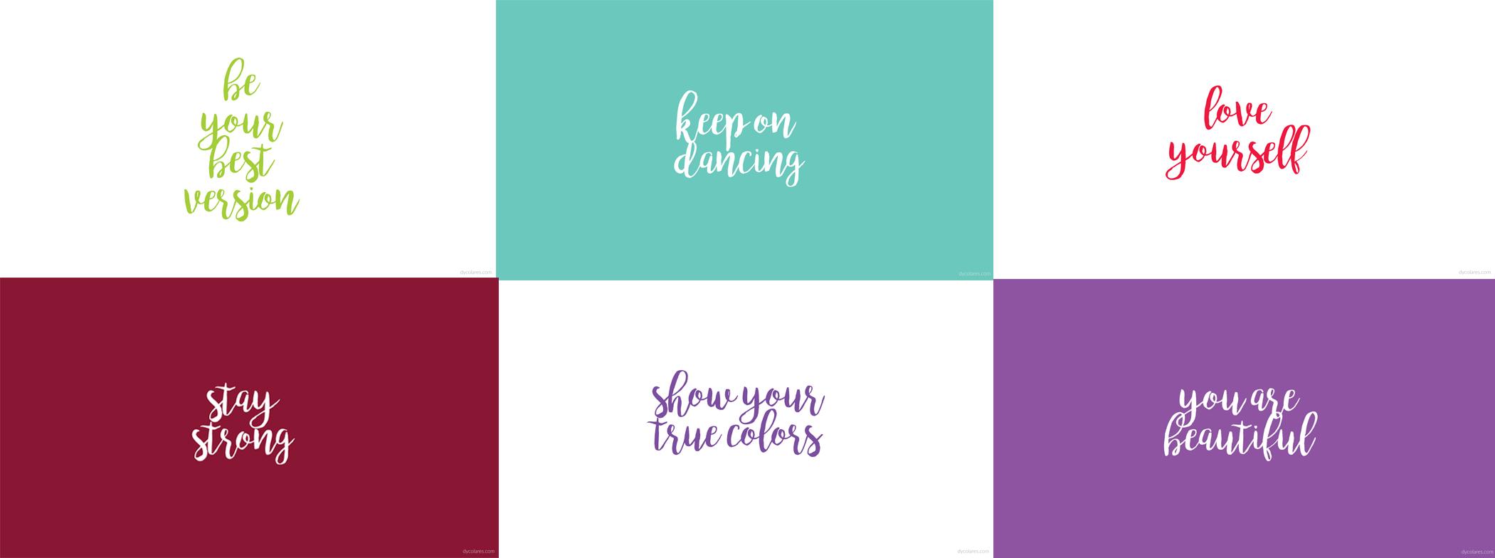 Wallpapers empoderadores para você baixar e transformar seu dia!