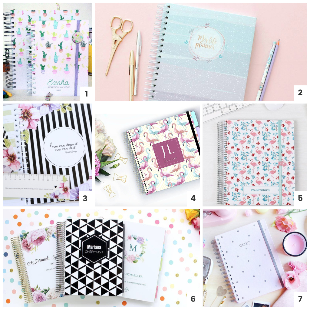 planners personalizados