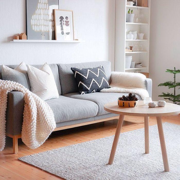 Ideias de decoração para a sala de estar