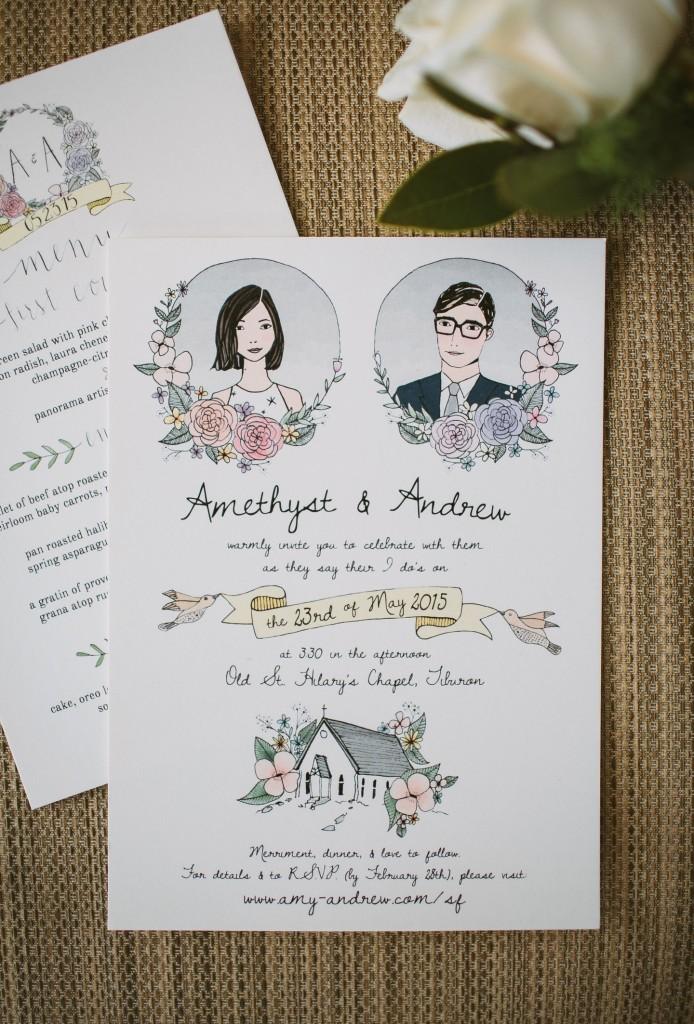 10 convites de casamento criativos para fugir do tradicional